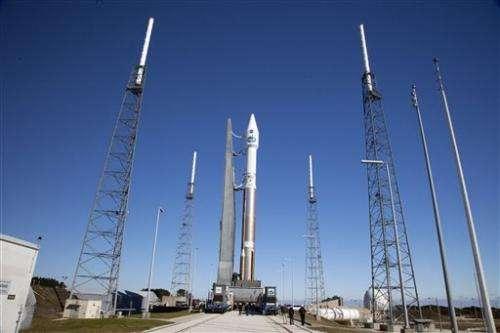 NASA launching newest communication satellite