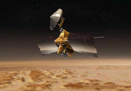 NASA Orbiter Safe After Unplanned Computer Swap