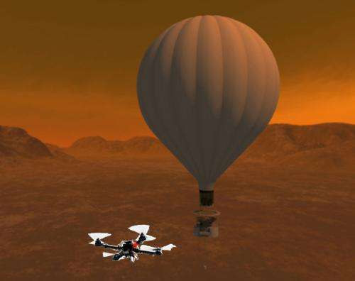 NASA sees Titan's potential for studying prebiotic chemistry