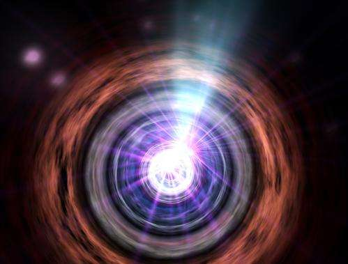 NASA's Fermi makes first gamma-ray study of a gravitational lens