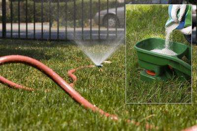 National study reveals urban lawn care habits