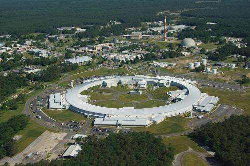 National Synchrotron Light Source II achieves first stored electron beam