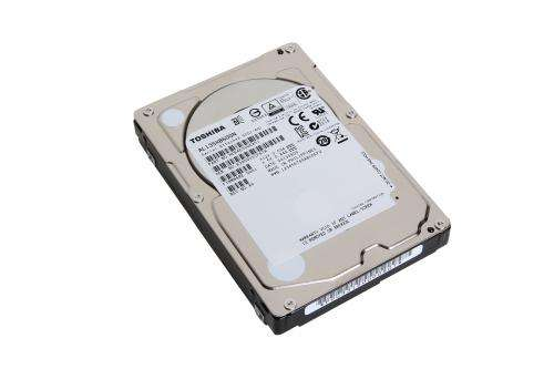 New 2.5-inch HDDs in capacities up to 600GB with optional self-encryption features