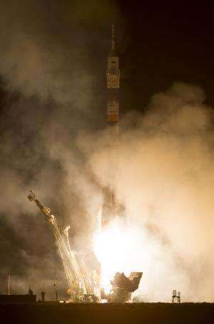 New crew launches to space station to continue scientific research