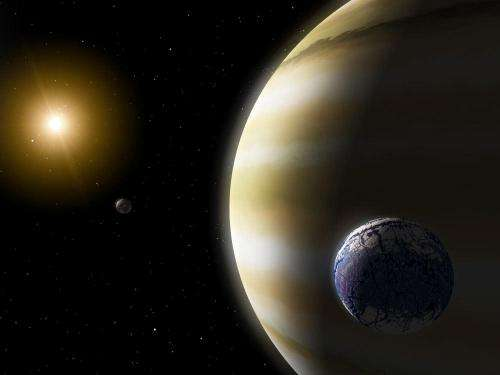 New exomoon hunting technique could find solar system-like moons