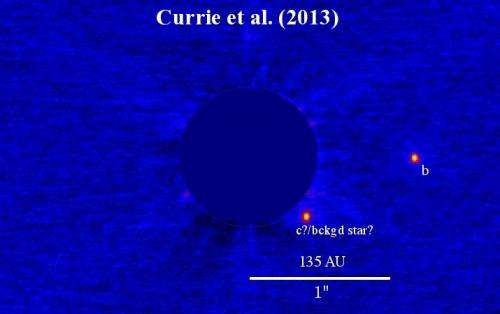 Newly discovered celestial object defies categories