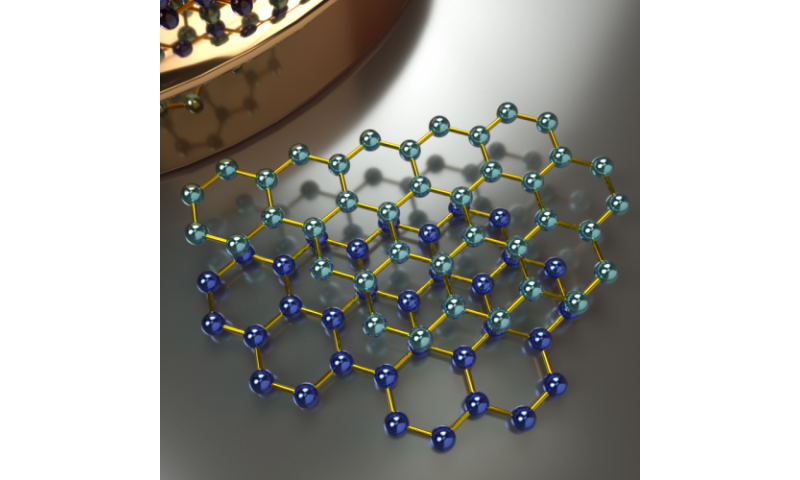 New rapid synthesis developed for bilayer graphene and high-performance transistors