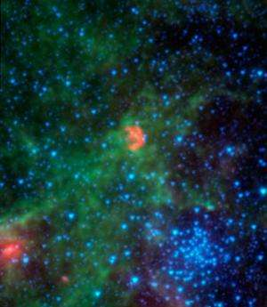 New suspect identified in supernova explosion