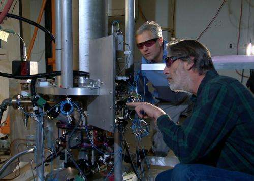 NIST launches a new US time standard: NIST-F2 atomic clock