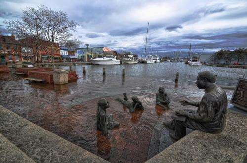 NOAA: 'Nuisance flooding' an increasing problem as coastal sea levels rise