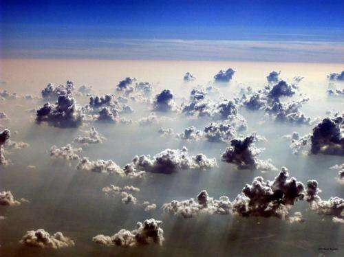 No limits to human effects on clouds