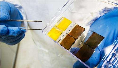 NREL unlocking secrets of new solar material