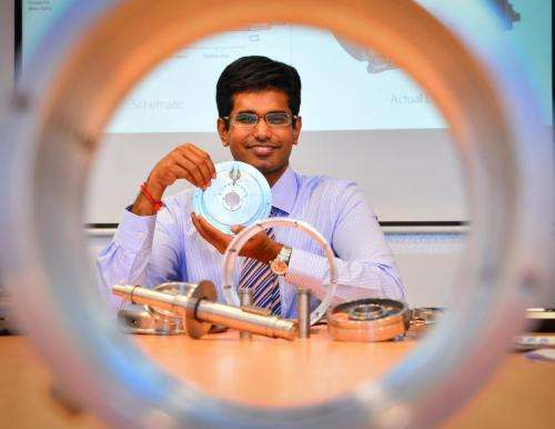 NTU and German scientists invent award winning 2-in-1 motor for electric cars