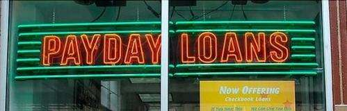 Payday lenders target the financially vulnerable