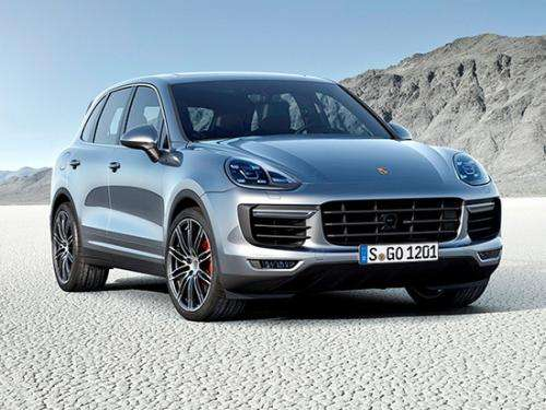Porsche adds Cayenne S E-Hybrid to 2015 lineup
