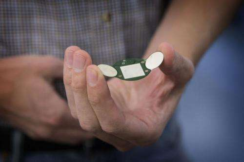 PsiKick's batteryless sensors poised for coming 'Internet of things'