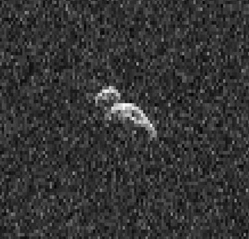 Radar Images of near-Earth Asteroid 2006 DP14