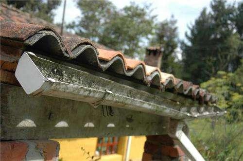 Rain used to illuminate low income homes