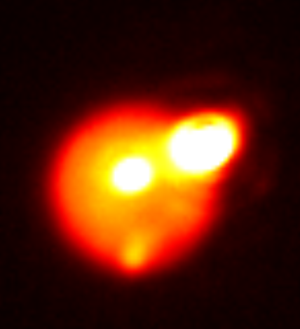 A hellacious two weeks on Jupiter's moon Io
