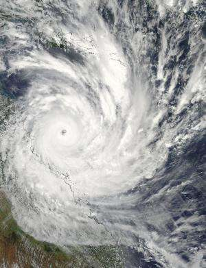 Record lows for Australian tropical cyclone activity