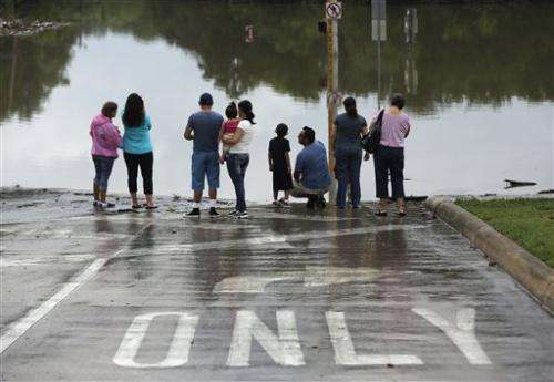 Report: 2013 wet, warm year for much of US