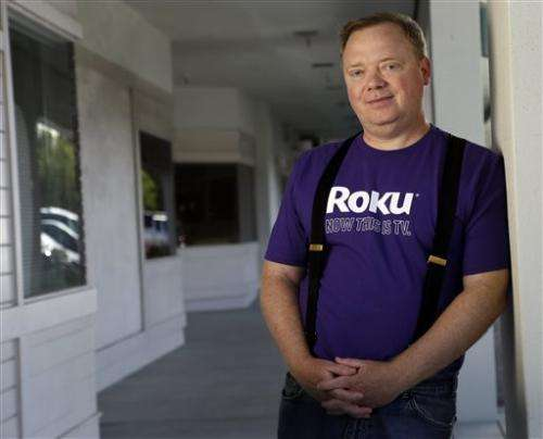 Roku CEO discusses state of Internet video, TV