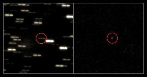 Rosetta's comet wakes up