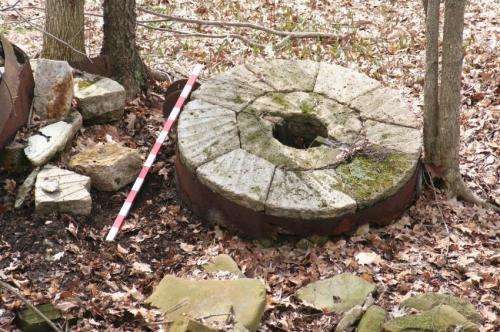 Scientist uses fossils to prove historic Ohio millstones have French origins