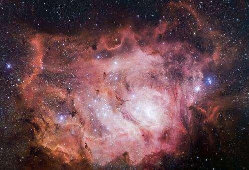 Sneak preview of Survey Telescope treasure trove
