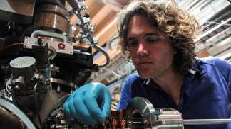 Spintronics: Deciphering a material for future electronics