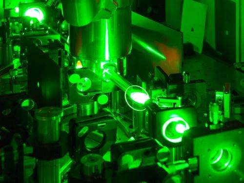 Steering chemical reactions with laser pulses