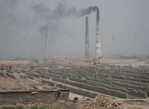 Study charts path to low carbon in major emitting countries
