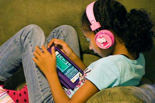 Study finds children use traditional and digital books for different purposes