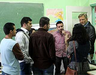 Syrian war producing 'lost generation' of college-age students