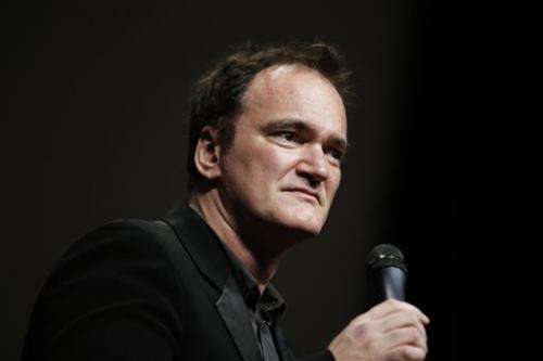 Tarantino lawsuit says site posted leaked script