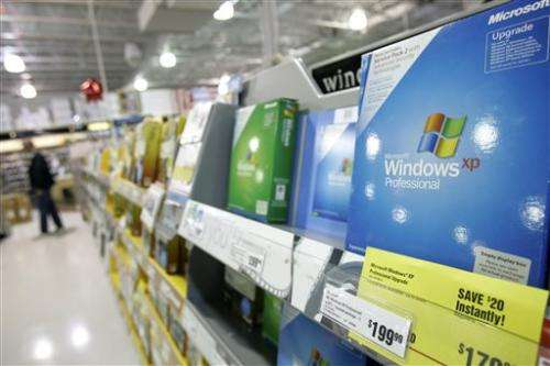 Tech Tips: Your risks and options with Windows XP