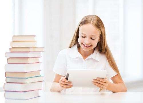 The boundaries of reading apps for children