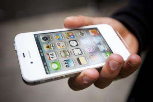 "The iPhone's ""frequent locations"" function, which can be switched on or off by users, could be used to gather state se"