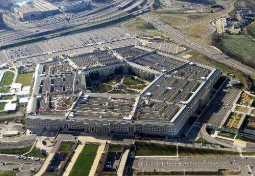 The Pentagon said on Thursday it would take steps to share some airwaves in coming years to accommodate the wireless industry, w