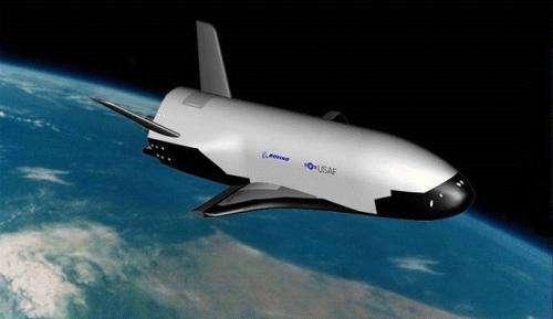 The USAF's super-secret X-37B approaches a milestone