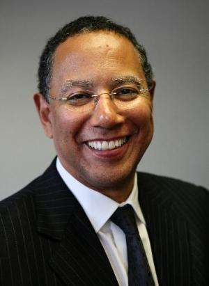This 2007 photo received May 14, 2014, courtesy of the New York Times, shows Dean Baquet in Washington