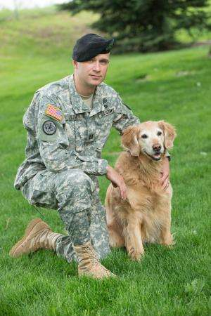 Training veterinarians to care for U.S. military animals that serve a nation