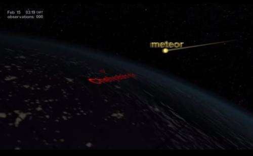 Video: An orbital look back at Earth in 2013