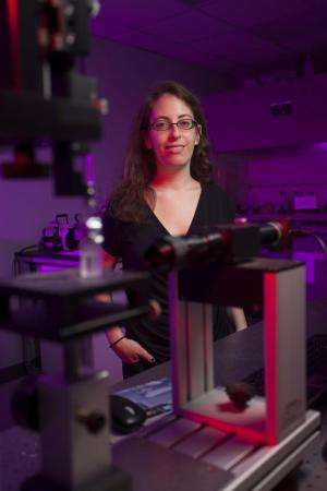 UH chemical engineer makes device fabrication easier, thanks to NSF grant