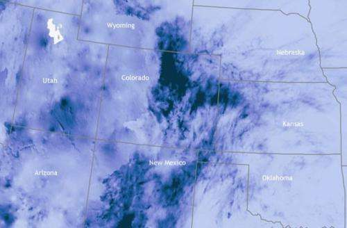 UI researchers evaluate best weather forecasting models