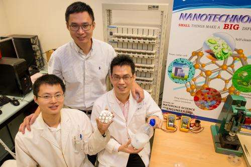 Ultra-fast charging batteries that can be 70% recharged in just two minutes
