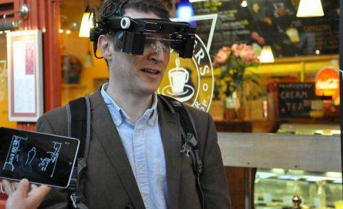 Smart glasses for people with poor vision being tested in Oxford