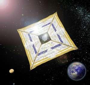 What is a solar sail?
