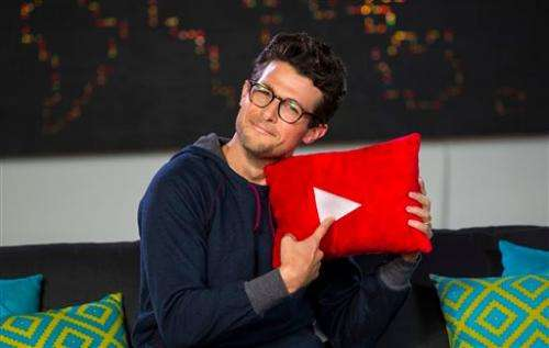 What's on YouTube? 'YouTube Nation' lets you know