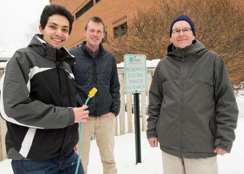 Will Plug-in Cars Crash the Electric Grid?